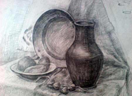 Выставка работ Клышевича Павла